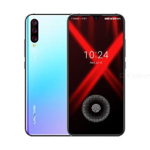 UMIDIGI X 6.35 Inch AMOLED Smartphone with 4GB RAM 128GB ROM, 48MP Triple Rear Cameras Fingerprint Unlock