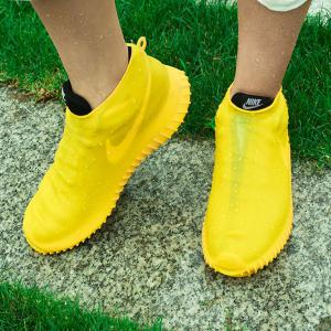 Waterproof Shoes Cover Reusable Silicone Shoes Cover For Adults Kids