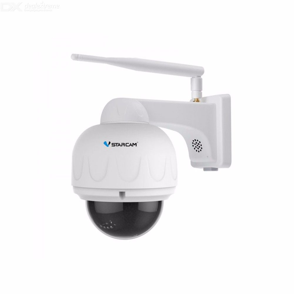 VSTARCAM C32S X4 Security Camera 1080P Waterproof Camera Surveillance Camera Night Vision - White