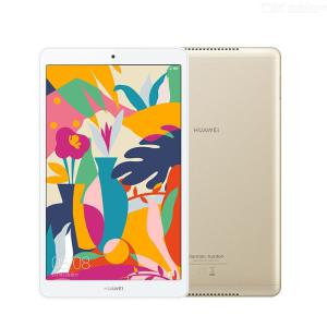 Original Huawei MediaPad M5 WiFi 8.0 Inch 4GB 64GB Android 9 EMUI 9.0 Hisilicon Kirin 710 Octa Core Dual Cam 5100mAh Tablet Gold