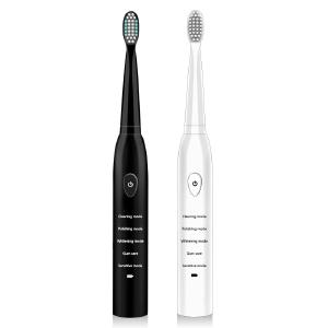 Adult Childrens Toothbrush Universal Sonic Vibration Charging Five Files Whitening Good Electric Toothbrush Household Electric