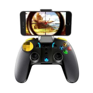 IPEGA PG-9118 Gold Warrior Bluetooth Game Handle Grip Gamepad For IPhone Android Mobile Phones