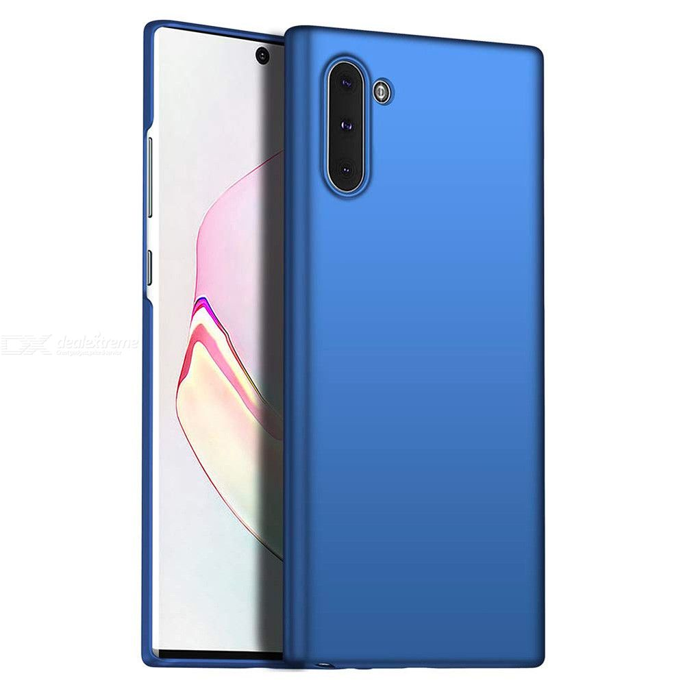 naxtop ultra slim hard pc bumper full body protective cover case for samsung galaxy note10