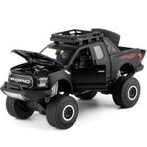 Jianyuan-132-Modified-Big-Foot-Truck-Truck-Sound-And-Light-Alloy-Car-Model-Childrens-Toys-32129-No-Packaging