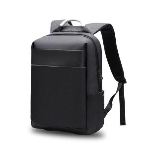 New Business Laptop Backpack Men Travel USB Charging Metal Anti Theft Backpack Computer Backpack Leisure School Bag