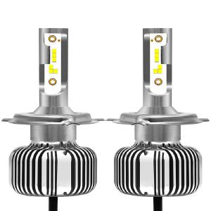 Car Accessories LED Headlights H4h7h11 Drive Headlights Auto Parts Refit Far And Near Light Led Lights