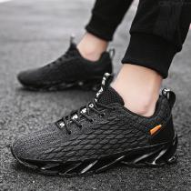 Mens-Sneakers-Adult-Fashionable-Breathable-Lightweight-Lace-Up-Low-Top-Trainers-Running-Shoes