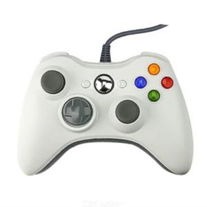 Gamepad For Xbox 360 USB Wired Controller For XBOX 360 PC Controler Wired Joystick Game Controller Joypad - White