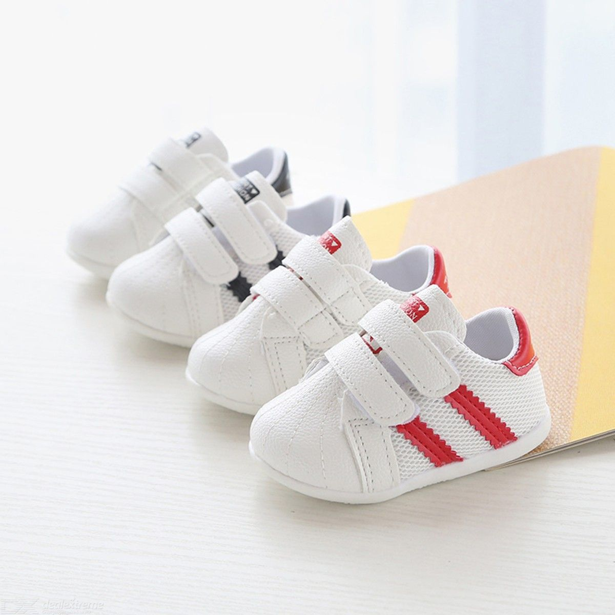 Comfort Soft Sole Baby Shoes Lightweight Breathable First Walker Shoes For Toddlers