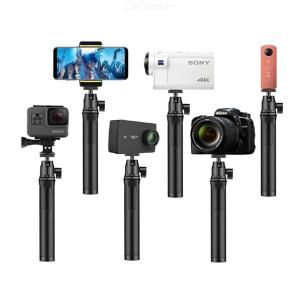 Fullbag Folding Bluetooth Remote Control Selfie Stick Rod For Gopro Sports Camera  Mobile Phone