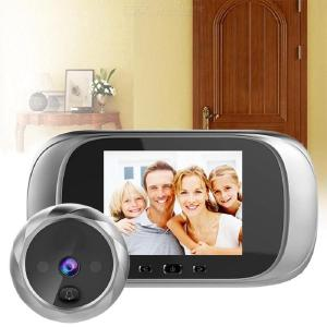 Nooberone DD1 Infrared Motion Sensor Door Bell Viewer Long Standby Video Intercom Security Camera Night Vision HD Camera