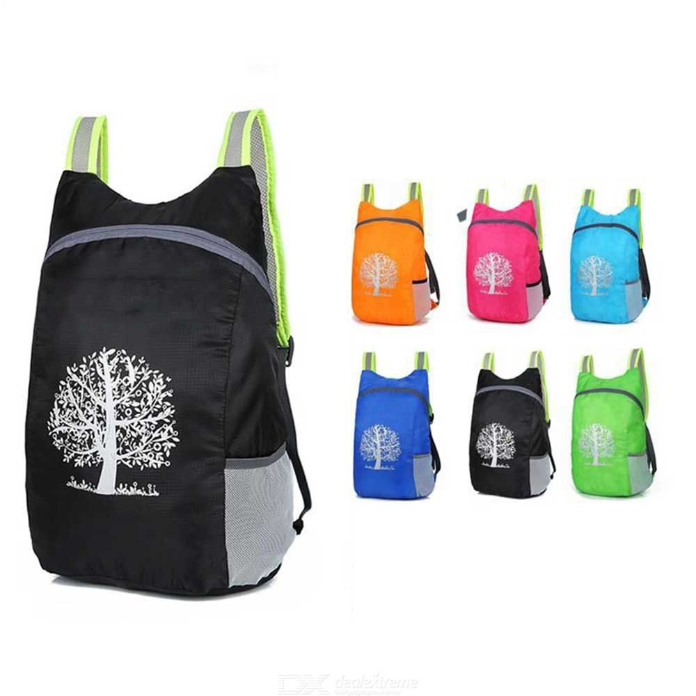 20L Outdoor Ultra Lightweight Packable Backpack Water Resistant Hiking Daypack, Small Handy Foldable Camping Travel Bag