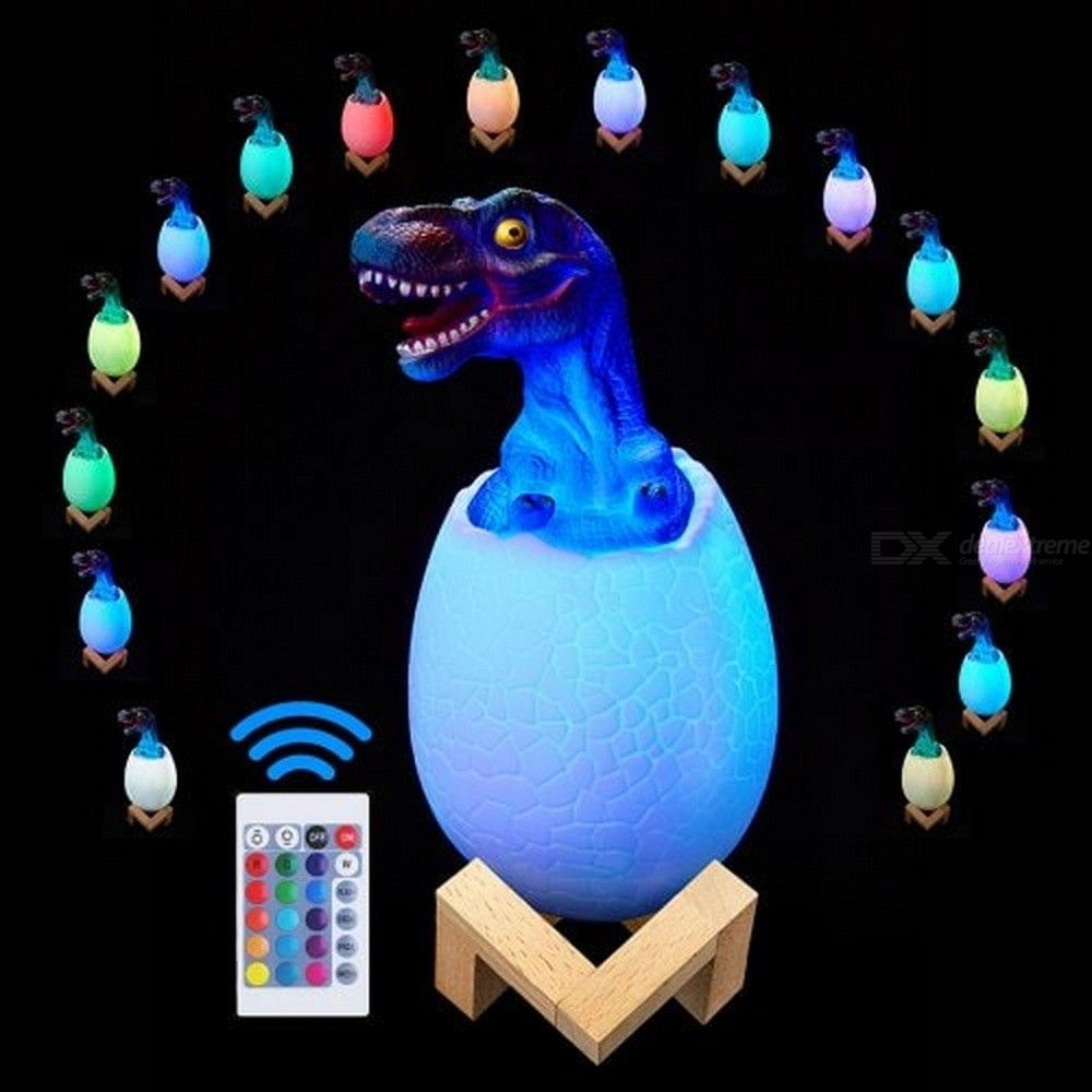 Rechargeable Led Night Light 16 Color