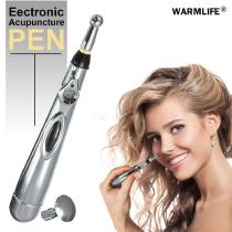 Electronic Acupuncture Pen, Electric Meridians Laser Therapy Heal Massage Pen Meridian Energy Pen Pain Relief Tool