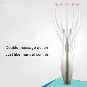 Electric Head Masssager Claw Shape Head Massaging Devices