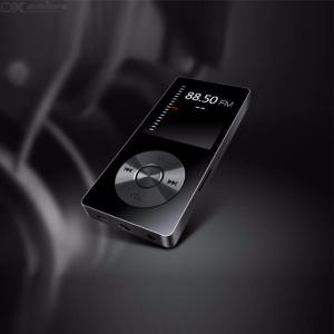 F9 MP3 Player Lossless Sound Music Player With FM Radio Video Play Voice Reading Picture Browsing