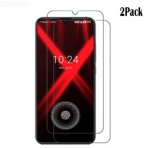 Naxtop 2.5D Tempered Glass Screen Protector Protective Front Film For UMIDIGI X