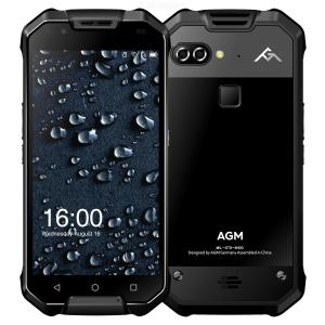 AGM X2 5.5 Inch MSM8976 2.4GHZ Octa-Core Smart Phone with 64GB  128GB ROM