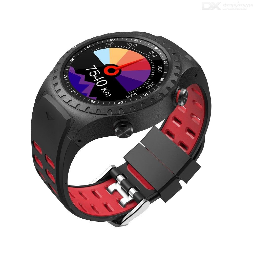 M1 HD Touch Screen Sports Smart Watch with Independent GPS, Multi-Sport Mode