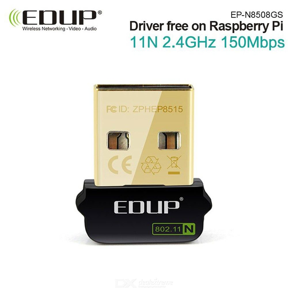 EDUP USB Wireless Wifi Receiver Transmitter 150Mbs Ethernet Adapter Network Card Support Windows Mac For PC
