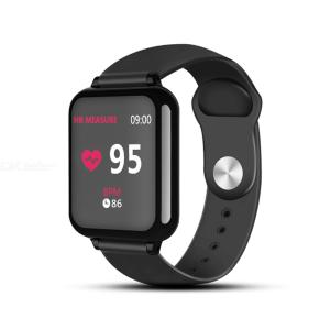 B57 Smart Watch Waterproof Colorful Screen Fitness Tracker Sports Heart Rate Blood Pressure Monitor Monitor Call Reminder