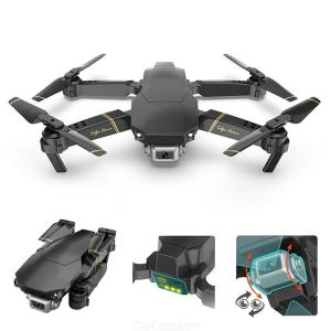 Global Drone EXA GD89 HD Camera 4K Live Video Drone X Pro 2.4G 4CH RC Helicopter FPV Quadrocopter 1200mAh 6 Axes