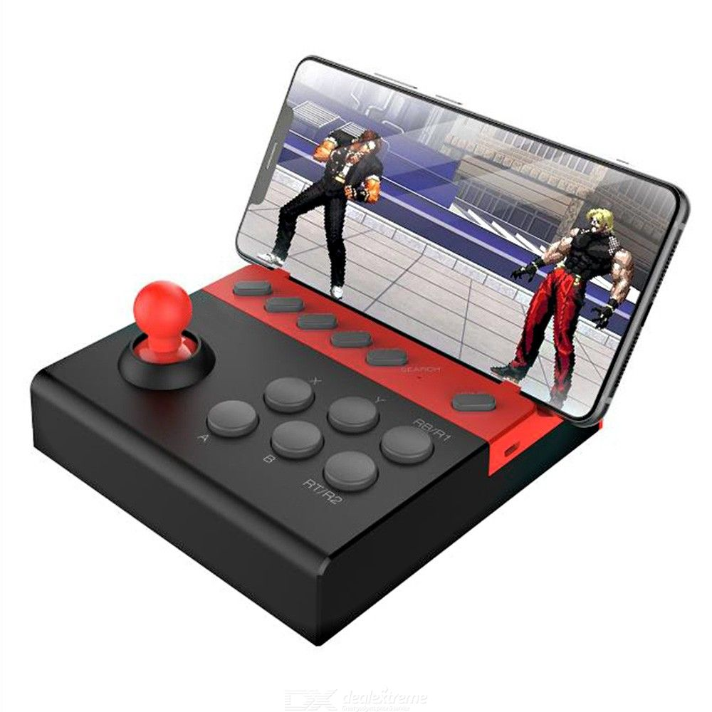 PG-9135 Bluetooth Wireless Game Joysticks Handle Grip Controller For IOS Android Phone Tablet