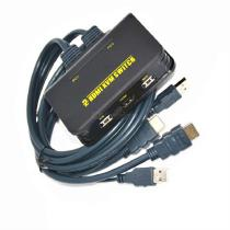 Premium-HDMI-KVM-Switch-1080P-2-In-1-Out-HDMI-Converter-Adapter-Cable-For-Computer