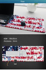 Oversized Seam Large Game Mouse Pad Gaming Mouse Pad Laptop