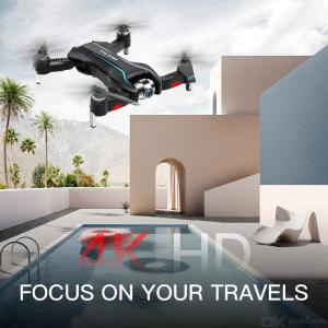 Newest S17 RC Drone With 1080P 4K HD Dual Cameras Live Video FPV Quadcopter With Headless Mode Altitude Hold One-Button Onoff