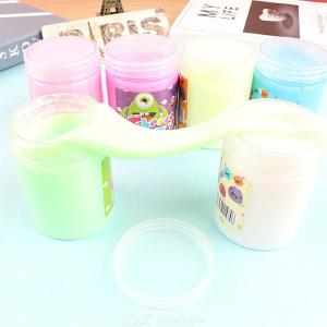 Cheese Mud Crystal Mud Mud DIY Jelly Mud Nasal Mud Transparent Crystal Mud Light Clay