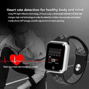 S226 Bluetooth 4.0 Smart Watches Men Heart Rate Monitor Smartwatch For IPhone Huawei Android Phone