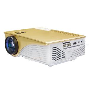Portable LED Mini Projector Proyector Wired Sync Display More Stable Than WIFI Beamer For Home Theater Movie