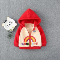 Fashion-Kids-Clothes-Rainbow-Print-Baby-Girl-Hoodies-Warm-Toddler-Girl-Winter-Clothes-Casual-Cotton-Childrens-Clothing