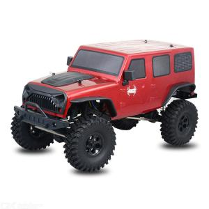 RGT Ruitai 86100 1:10 Simulation Wrangler Four-wheel Drive Electric Remote Control Model Adult Rc Off-road Climbing Car
