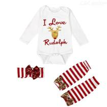 2018-Autumn-Winter-Girls-Clothes-Christmas-Moose-Print-Romper-2b-Stripe-Leggings-Sequin-Bow-Headband-3pcs