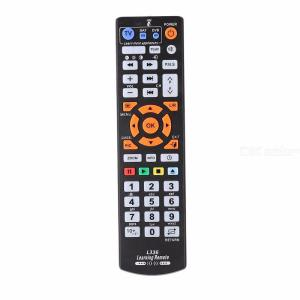 L336 Universal Smart IR Remote Control With Learn Function, 3 Pages Controller Copy For TV STB DVD SAT DVB HIFI TV BOX