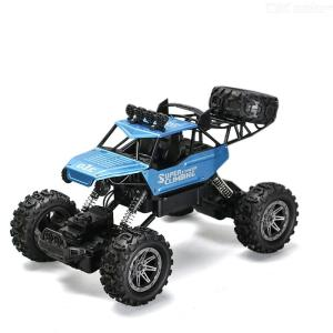 Climbing Car 1:10 Charging Wireless Remote Control Car High-speed Off-road Vehicle Four-wheel Drive Electric Toy Childrens Allo
