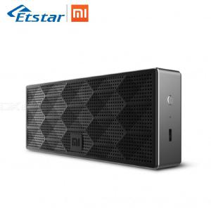 Original Xiaomi Bluetooth Speaker Square Box 1  2 Bluetooth MI Wireless Loudspeaker Mini Portable For Mobile Phone Meta