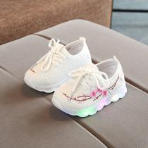 Childrens-Luminous-Shoes-Plum-Embroidery-Mesh-Girls-Sports-Shoes-LED-Luminous-Shoes-Non-slip-Wearable-Childrens-Shoes