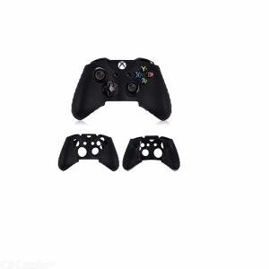 Premium Game Handle Silicone Cover, Dustproof Non-Slip Sweat-Proof Soft Protective Case For XBox One Gamepad
