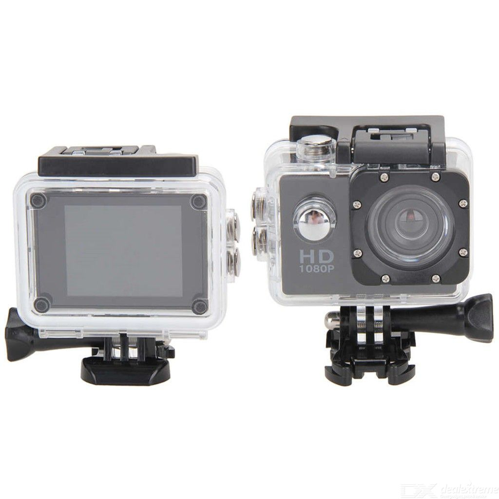 Quelima Outdoor Sports DV Camera Underwater Photography Action Cameras