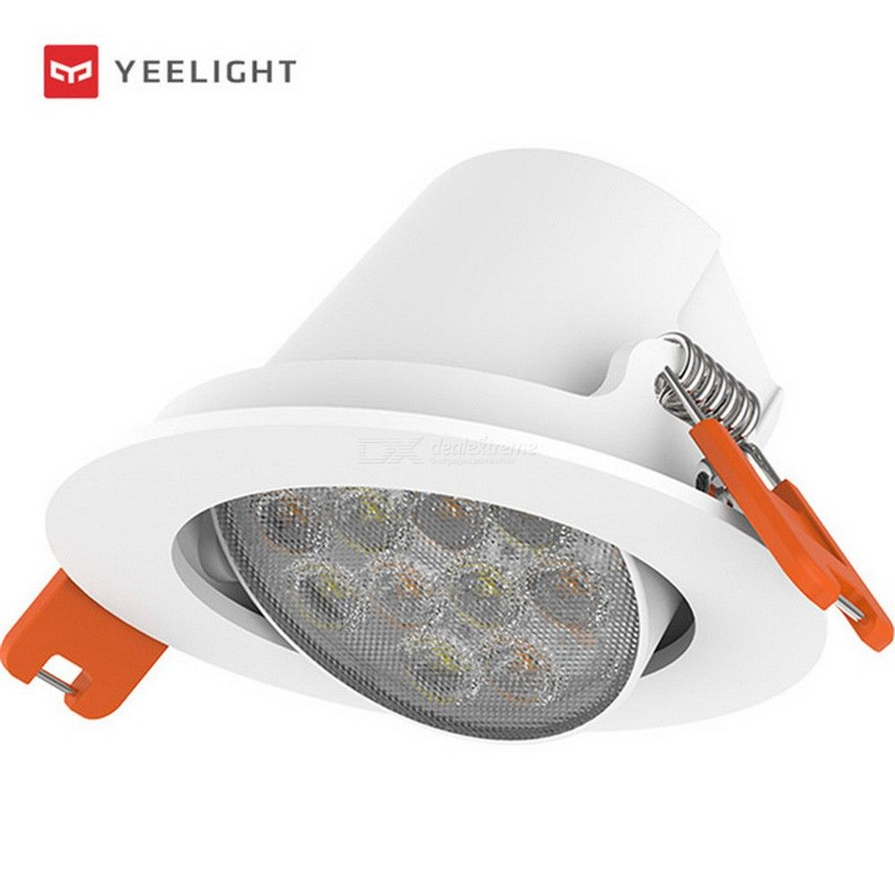 Original Xiaomi Mijia Yeelight 5W 400LM 2700-6500K Smart Ceiling Down Light, Mesh Edition App Control Spotlight