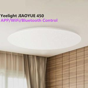 Yeelight Smart Ceiling Lamp Dimmable 2200LM WiFi Control Ceiling Light W/Bluetooth Remote Control