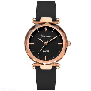 Fashion Simple Female Quartz Watch Casual Exquisite All-match Wristwatch For Ladies Girls