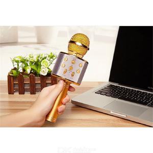 Handheld Wireless Bluetooth Condenser Microphone Intelligent Noise Reduction HIFI Sound quality karaoke microphone