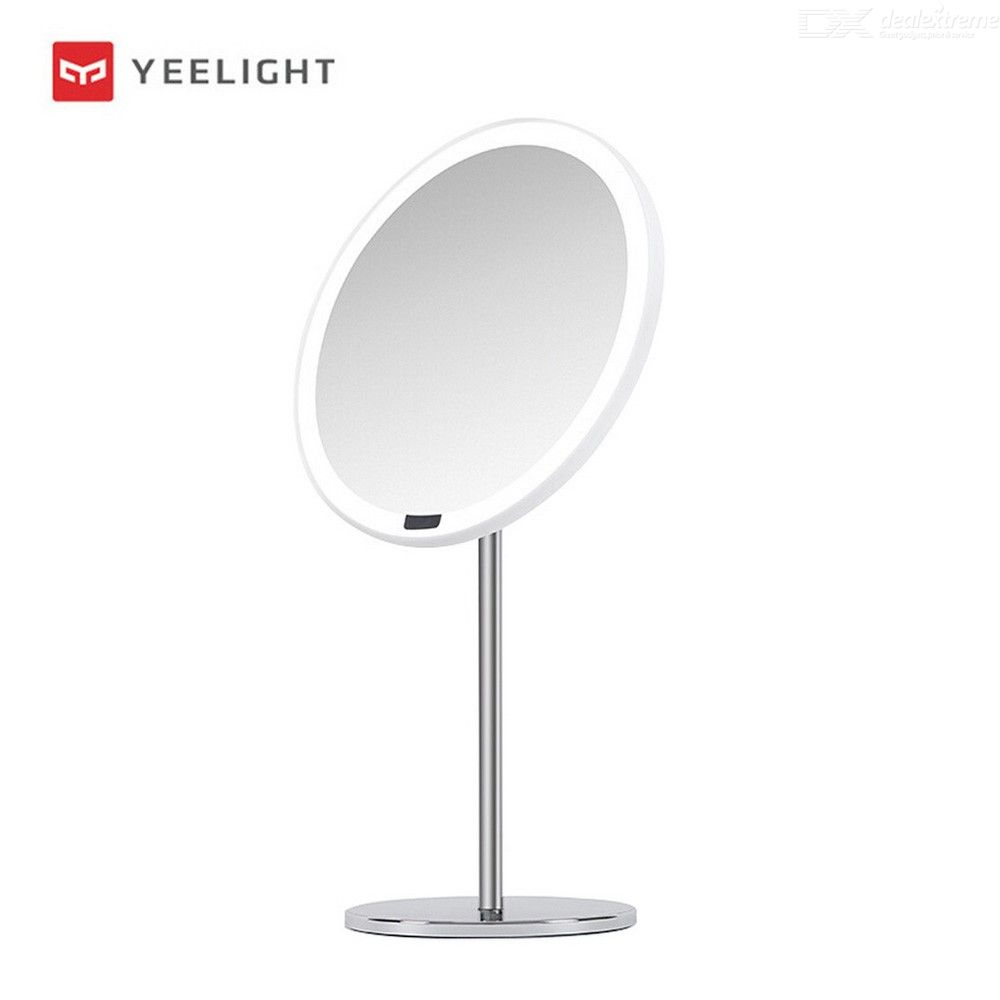 Original Xiaomi Mijia Yeelight Portable LED Makeup Mirror With Light, Dimmable Smart Motion Sensor Night Light