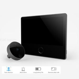 Loock Doorbell Camera 7 Inch Large Screen 720P HD Video Door Bell