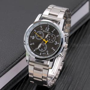 Fashion Simple Male Quartz Watch Casual All-match Mens Business Wristwatch