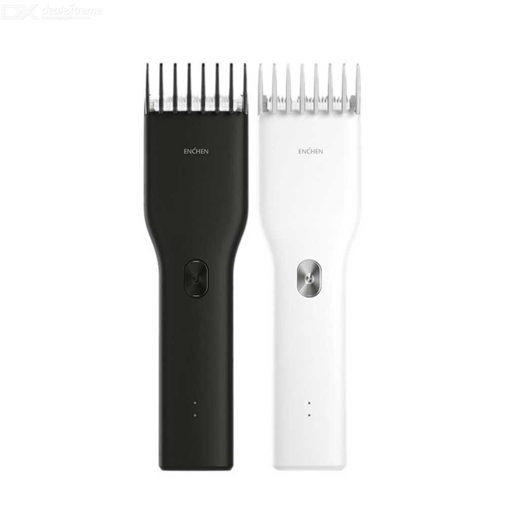 ENCHEN Boost Electric Hair Clipper USB Rechargeable Cordless Hair Trimmer With Ceramic Blade For Men Kids -XIAOMI YOUPIN